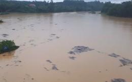 Gần 10 nghìn học sinh ở Hà Tĩnh phải nghỉ học do mưa lớn gây ngập lụt