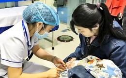 Nâng cao nhận thức về tiêm chủng mở rộng cho phụ nữ và trẻ em