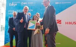 Dự án HausNeo được cấp chứng nhận công trình xanh EDGE
