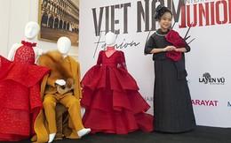 Hơn 400 người mẫu nhí trình diễn thời trang quảng bá du lịch Việt Nam
