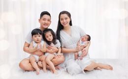 Ca sĩ Hải Băng kể lại quá trình 'vượt cạn' nguy hiểm 2 năm sinh 3 con
