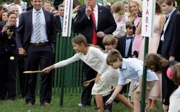 Gia đình ông Trump đón Lễ Phục sinh đầu tiên ở Nhà Trắng