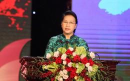 Chủ tịch Quốc hội dự Giao lưu 'Biên cương thắm tình hữu nghị'