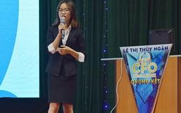 Nữ sinh viên kinh tế trở thành tân 'Giám đốc tài chính tương lai'