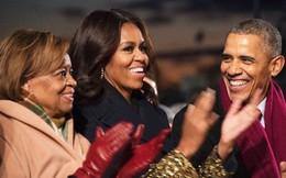 Tổng thống Mỹ cảm ơn vợ, mẹ vợ nhân Ngày của Mẹ