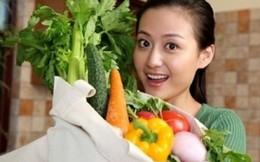 Mỗi người cần ăn 400g rau/ngày để phòng tránh ung thư