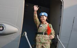 Các nữ sứ giả hòa bình tiếp tục lên đường làm nhiệm vụ tại Nam Sudan