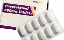 Tử vong vì uống 19 viên thuốc hạ sốt trong 2 ngày