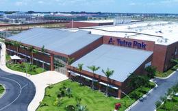 Lần đầu tiên Bình Dương có nhà máy sản xuất hộp giấy tiệt trùng tiêu chuẩn thế giới