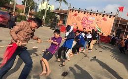 Tết yêu thương 'Vì tiếng cười trẻ thơ' ở Làng trẻ SOS
