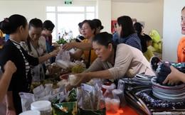 Cần Thơ: Chị em chen chân mua sản phẩm thân thiện với môi trường