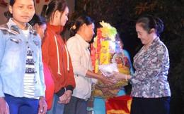 'Xuân đoàn kết - Tết yêu thương' đến với phụ nữ vùng biên tỉnh Bình Phước