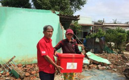 Liên minh châu Âu hỗ trợ 5,36 tỉ đồng cho người dân vùng bão Damrey