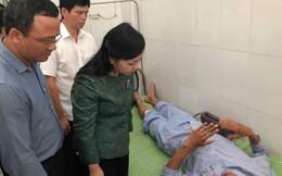 Miễn phí điều trị cho gia đình nạn nhân vụ lật tàu tại Thanh Hóa