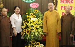 Hội LHPN Việt Nam chúc mừng Giáo hội Phật Giáo mùa Phật Đản 2017
