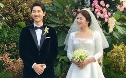 Các fan sốc khi hay tin Song Joong Ki đệ đơn ly hôn Song Hye Kyo