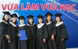 Đại học tại chức sẽ đào tạo theo tín chỉ, xét tốt nghiệp