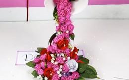 Thác hoa làm quà tặng gây bất ngờ trong Ngày của Mẹ