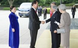 Chủ tịch nước Trần Đại Quang và Phu nhân thăm cấp Nhà nước Nhật Bản