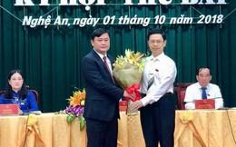 Nghệ An có Chủ tịch tỉnh mới là Ủy viên dự khuyết Trung ương Đảng