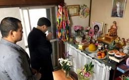 Đại sứ quán Việt Nam đồng hành với gia đình bé Nhật Linh