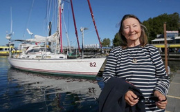 77 tuổi lập kỷ lục đi thuyền vòng quanh thế giới một mình không nghỉ