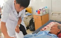 Cứu bệnh nhân hoại tử đại tràng ngang hiếm gặp