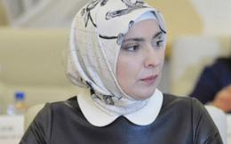Nữ nhà báo Hồi giáo đầu tiên tranh cử Tổng thống Nga
