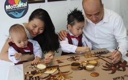 Mottainai 2017: Bức tranh gạo mang thông điệp yêu thương
