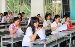 Bình Thuận: Nghi lộ đề, toàn bộ học sinh THPT khối 12 dừng thi môn Ngữ văn