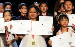 Bé gái Việt giành giải nhất tại cuộc thi piano quốc tế ở Mỹ
