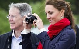 Đam mê bất tận của Công nương Kate: Chụp hình các con
