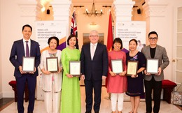 Ra mắt Mạng lưới Doanh nghiệp Việt Nam hỗ trợ phát triển quyền năng phụ nữ