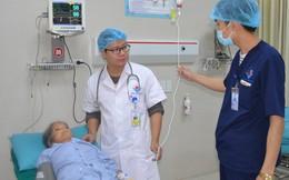 Sinh thiết khối u, nữ bệnh nhân suýt tử vong vì thuốc tê