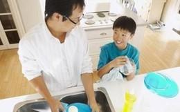Đàn ông chia sẻ việc nhà: Bao giờ có hồi kết?