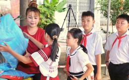 Yêu thương nhân lên khi cả gia đình cùng làm thiện nguyện