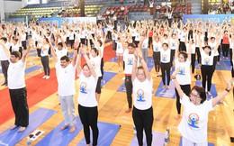 TPHCM: 1.000 người tham gia đồng diễn Yoga