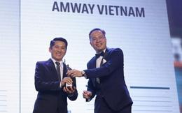 Amway Việt Nam tiếp tục được bình chọn là công ty hàng đầu để làm việc