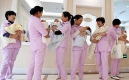 Trung Quốc đối mặt với tình trạng dân số già và tăng trưởng âm