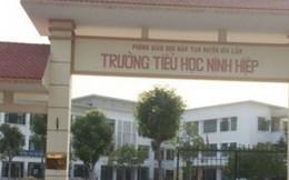 Học sinh Ninh Hiệp đã trở lại trường