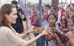 Nữ minh tinh Angelina Jolie kêu gọi hỗ trợ trẻ em Venezuela chạy nạn