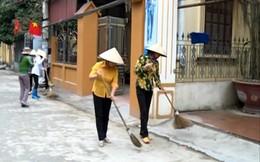 Phụ nữ với phong trào xây dựng nông thôn mới ở Hưng Yên