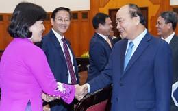 Thủ tướng tiếp các đại sứ lên đường nhận nhiệm vụ