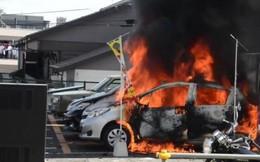 Đánh bom liều chết ở Nhật Bản