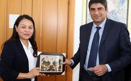 Chuyến thăm Italia của Đoàn đại biểu Hội LHPN Việt Nam mở ra nhiều cơ hội hợp tác