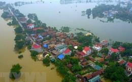 Thủ tướng: Hà Nội cần biện pháp mạnh mẽ hơn hỗ trợ dân vùng ngập lụt