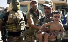 """Những đứa trẻ đơn độc tại """"địa ngục"""" bị IS bỏ lại"""