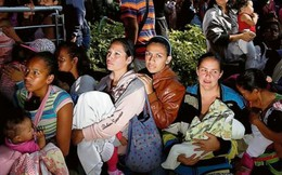 3,2 triệu trẻ em Venezuela cần viện trợ nhân đạo khẩn cấp