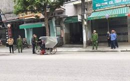 Người đàn ông vô gia cư nghi chết rét trên xe ba gác ở Thanh Hóa