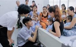 Jun Phạm trích 500 triệu đồng giải thưởng ủng hộ trẻ bệnh tim bẩm sinh
